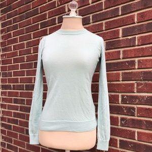 Mint Green Gap Sweater